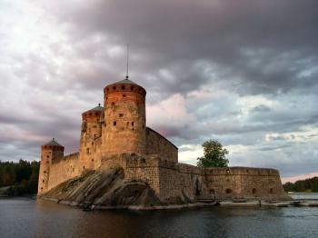 Stockholm - Helsinky - Petrohrad