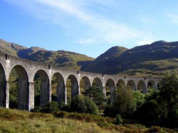 viadukt, Glenfinnan