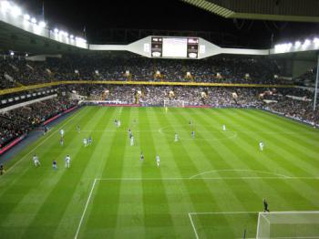 White Hart lane, stadium