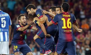 Španělská liga - Španělsko s CK SLAN tour