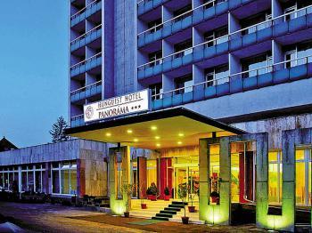 Hotel Panoráma, Hevíz