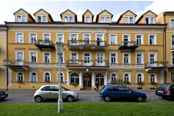 Hotel Dr. Adler, Františkovy Lázně