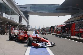 Velk� cena ��ny, Formule 1 - Shanghai, vstupenky