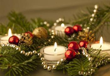 Slatinné lázně Třeboň/Bertiny lázně, Vánoce v Bertě