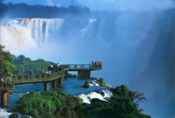 Formule 1 Sao Paulo a vodop�dy Iguacu