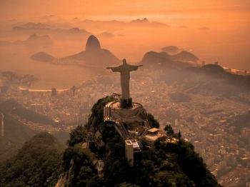socha Krista, Rio de Janiero