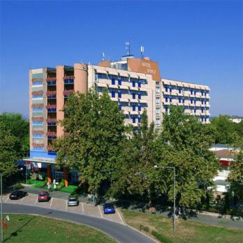 Hotel Répce, Termální lázně Bük