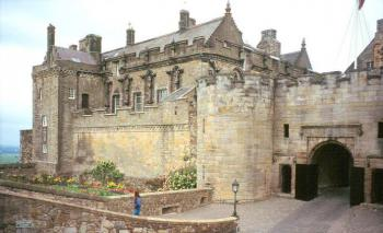 stirling castle -