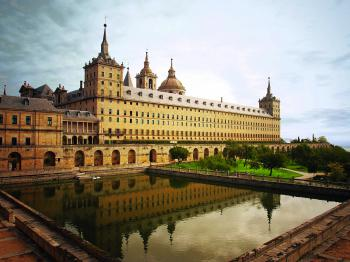 Madrid, El Escorial