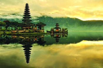 Singapur a Bali