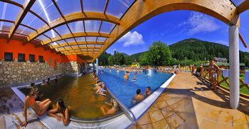 Kúpele Lůčky, aqua vital park