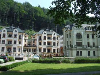 Hotel Most Slávy, Trenčianské Teplice