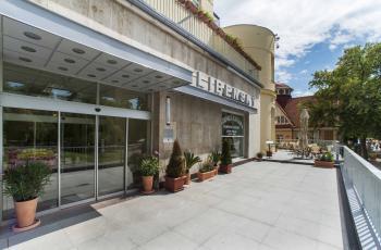 Hotel Libenský, Poděbrady, Hotel Libenský