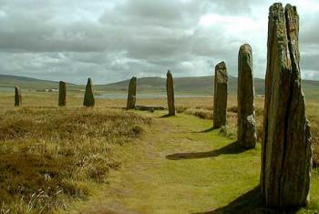 Orkney, Ring of Brodgar