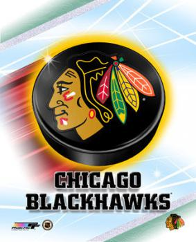 Chicago BlackHawks, logo