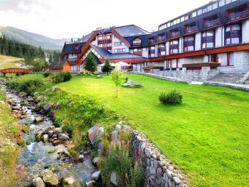 Hotel Grand, Jasná