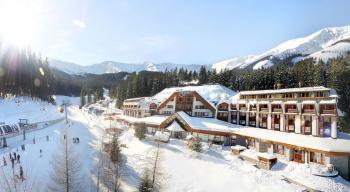 Wellness hotel Grand, Jasná, Vánoční pobyt