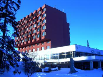 Hotel Trigan Baník, Štrbské Pleso, Silvestrovký pobyt