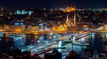 Hotel Aprilis Gold 4*, Istanbul - letecky
