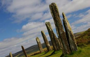 Ring of Brodgar, kamenný kruh