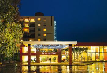 Léčebný dům Rubín, Lázně Dudince, Medical Mini na 3 noci