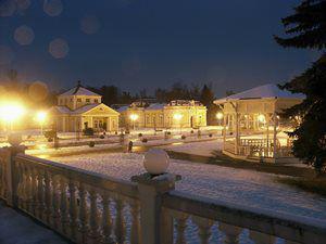 Hotel Melodie, Františkovy Lázně, Vánoční pobyt