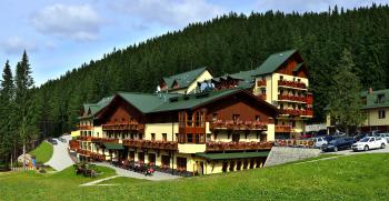 Hotel Ski a Wellness residence Dru�ba, Jasn� - Pobyt na 7 noc�