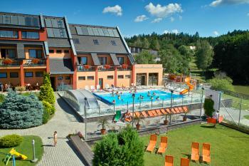 Wellness hotel Panorama, Blansko, Spa pobyt na 3 noci