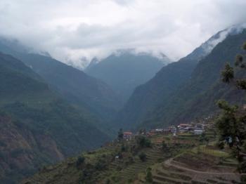 Nep�l a trek v Himal�j�ch (expedice)