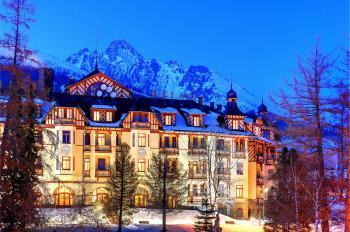Grand hotel Smokovec