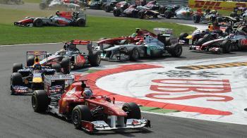 Velká cena USA, F1 Austin (předběžná registrace)