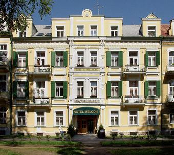 Hotel Melodie, Franti�kovy L�zn�