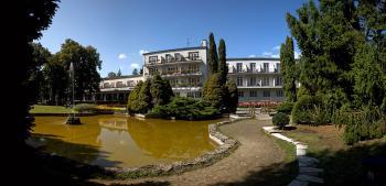lázně Sliač, hotel Palace