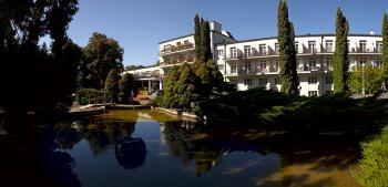 lázně Sliač - hotel Palace
