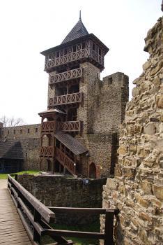 Helfštýn, hrad