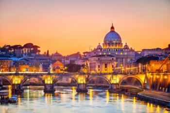 Řím s návštěvou Vatikánu - LETECKY