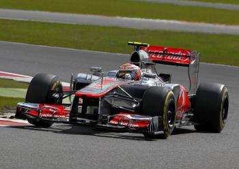 Velká cena Británie Formule 1