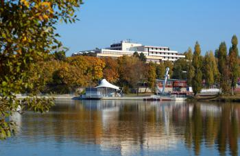 Orea hotel Santon, Brněnská přehrada, Wellness balíček