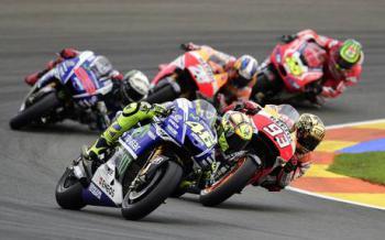 Moto GP Valencie - vstupenky