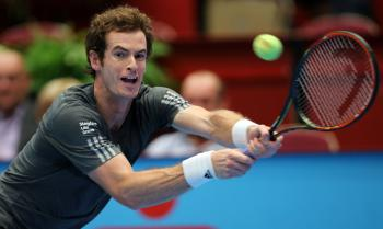 Erste Bank Open 2015, Andy Murray