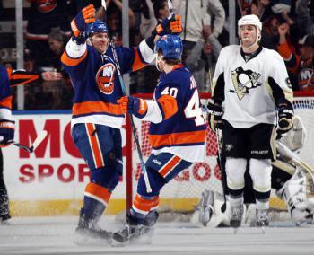New York Islanders, NHL (leteck� z�jezd)