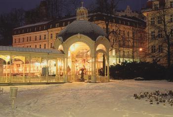 Sanatorium Kriváň, Karlovy Vary, Vánoční Lázeňský pobyt