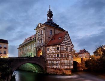 Bamberg, Altes Rathaus