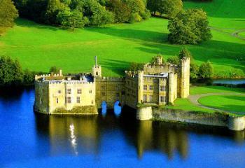 Kent - zámek Leeds