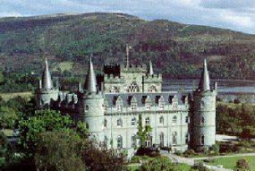 Inveraray Castle -